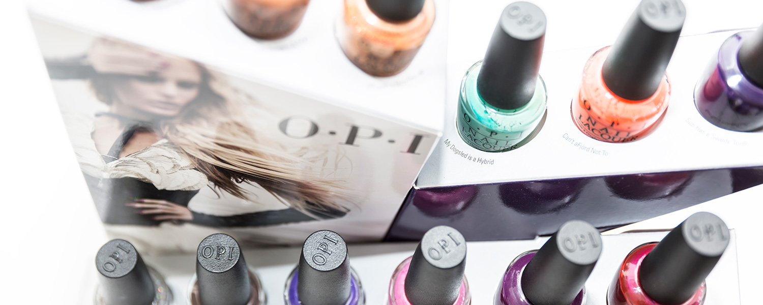 OPI Nail equipment